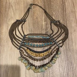 Gorgeous Express Statement Necklace